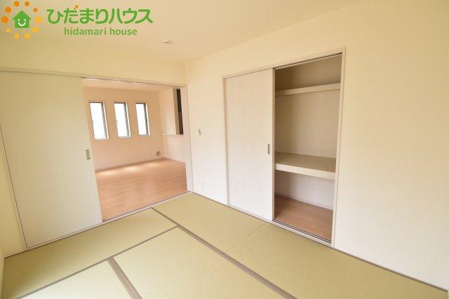 【収納】鴻巣市吹上 第1 新築一戸建て リーブルガーデン 02