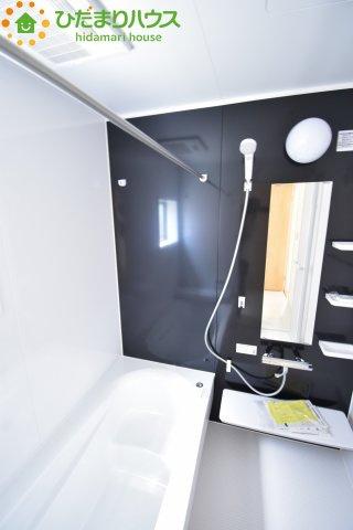 【浴室】鴻巣市吹上 第1 新築一戸建て リーブルガーデン 02
