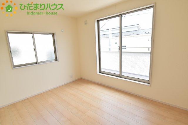 【洋室】鴻巣市吹上 第1 新築一戸建て リーブルガーデン 02