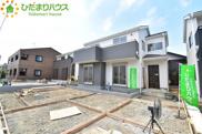 鴻巣市吹上 第1 新築一戸建て リーブルガーデン 02の画像