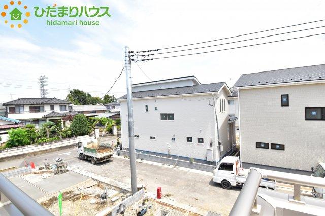 【展望】鴻巣市吹上 第1 新築一戸建て リーブルガーデン 02