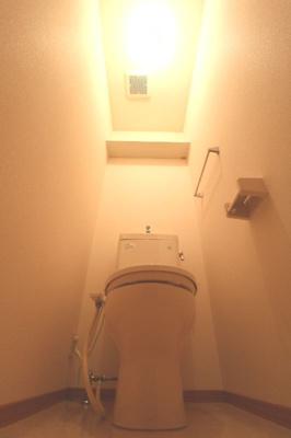 【トイレ】セジュール東寺