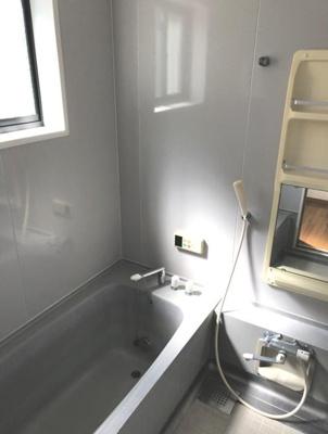 【浴室】清新戸建