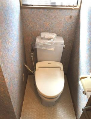 【トイレ】清新戸建