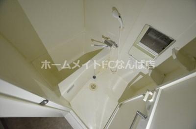 【浴室】クリスタルコートNAMBA