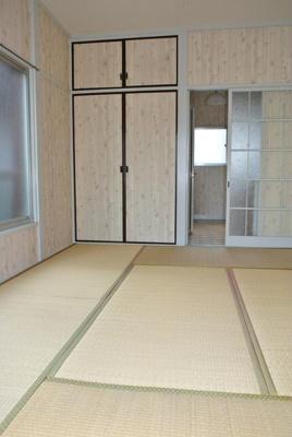 【和室】コーポジュン