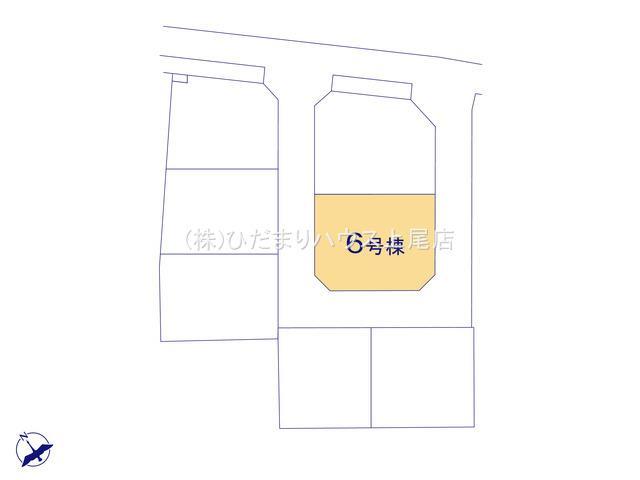 【区画図】鴻巣市吹上 第1 新築一戸建て リーブルガーデン 06