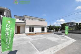 鴻巣市吹上 第1 新築一戸建て リーブルガーデン 06の画像