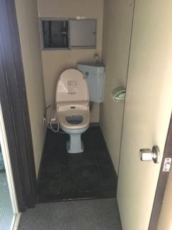 【トイレ】八雲通 一棟貸