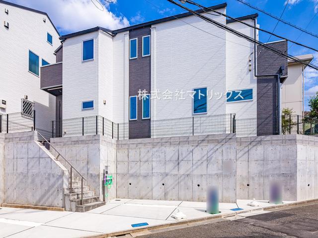 ❖高台につき眺望良好♪スタイリッシュな外観のデザイン住宅 限定2棟☆ワンランク上の設備仕様❖の画像
