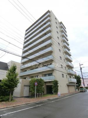 【展望】新小岩パークフロント アベニューテラス 7階 角 部屋 2015年築