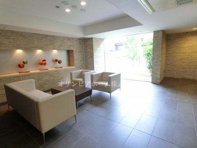 【外観】新小岩パークフロント アベニューテラス 空室 2015年築