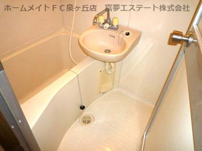【浴室】メゾン和泉