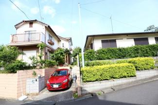 佐倉市大崎台 土地 佐倉駅 南側は平屋建ての町内会館につき、日当たり良好です。