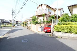 佐倉市大崎台 土地 佐倉駅 前面道路広々6.0m!