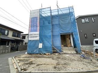 敷地約33.2坪で建物は述べ約26.3坪の3LDKです。