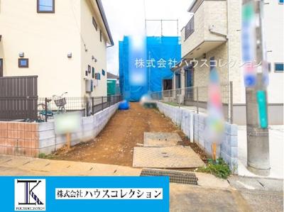 【外観】牛久市田宮第5 新築戸建