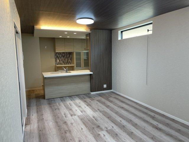 【キッチン】摂津市正雀4丁目新築一戸建て