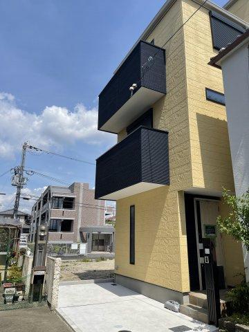【外観】摂津市正雀4丁目新築一戸建て