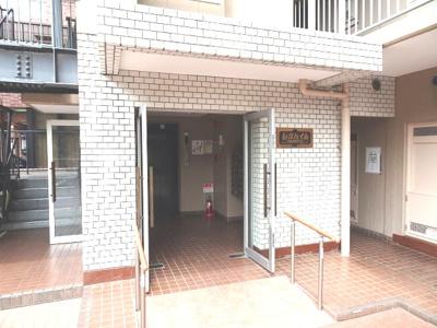 【エントランス】横浜線 相模原駅 中央区矢部1丁目 レクハイム相模原2 501号室