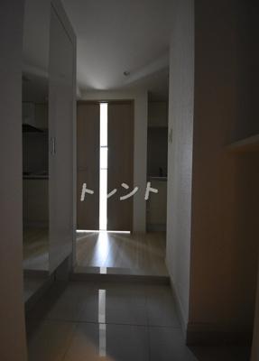 【玄関】クレイシア月島