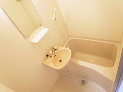 【浴室】レオパレス湘南町屋