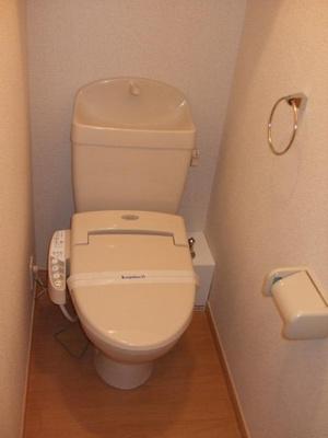 【トイレ】レオパレス湘南町屋