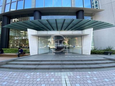 江戸堀センタービル エントランス