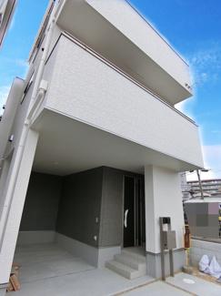 過去の他現場施工例写真です。建築時期、現場・号棟により建材・設備等のメーカー・仕様・色柄等は施工例と相違する場合があります。参考としてご確認ください。