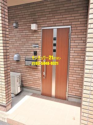 【エントランス】Rose Villa(ローズヴィラ)中村橋-102