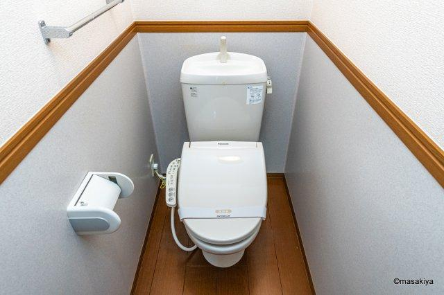 【トイレ】maison de fontaine