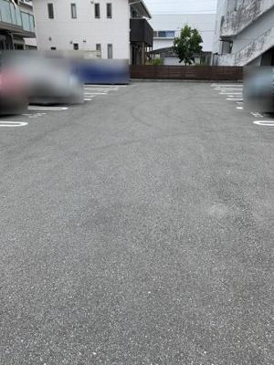【駐車場】シャーメゾン ヒルズⅢ
