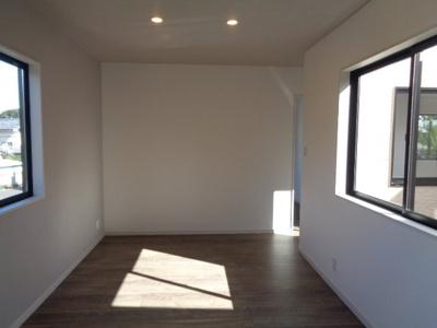 【洋室】久下新築住宅