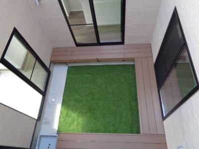 【庭】久下新築住宅
