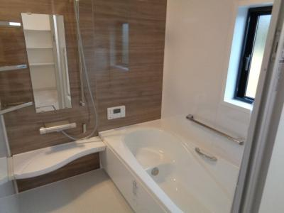 【浴室】久下新築住宅