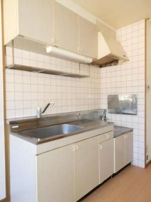 【キッチン】スクウェアガーデン緑井