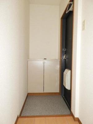 【玄関】スクウェアガーデン緑井