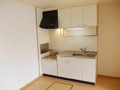 【キッチン】フェアクラウンⅡ