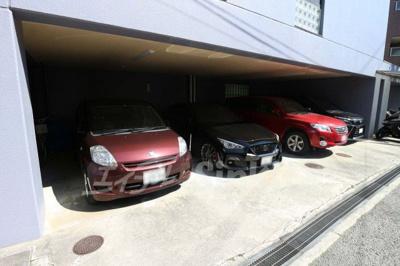 【駐車場】キャピタルウイング
