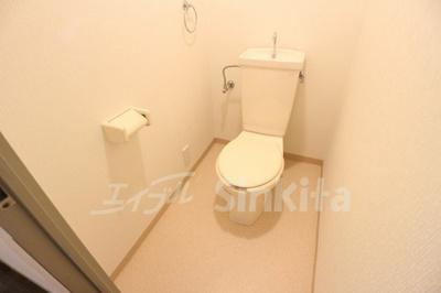 【トイレ】キャピタルウイング