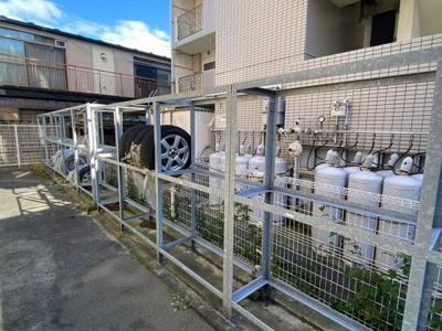 【駐車場】プルーリオン本町