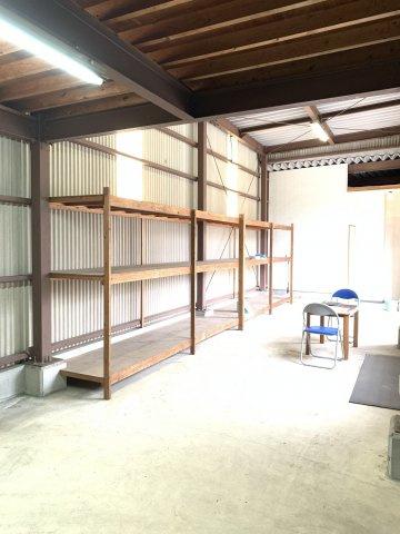 倉庫別角度の写真です。