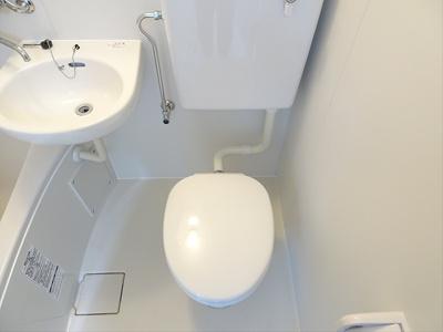 【トイレ】メゾン長谷部
