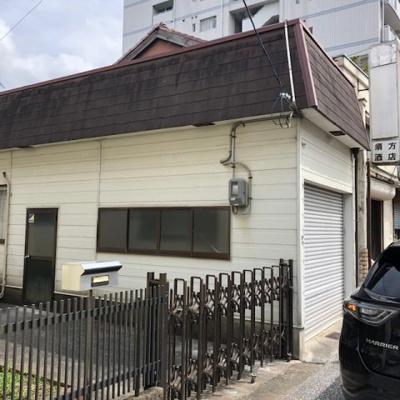 【前面道路含む現地写真】姫路市大野町 売土地