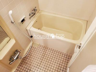 【浴室】甲子園口ガーデンホームズ(鳴尾北小・学文中学校区)