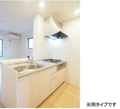 【キッチン】レフィナードA