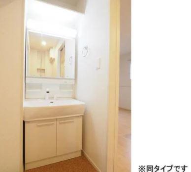 【独立洗面台】レフィナードA