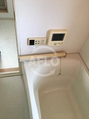 真法院町 戸建て 追い炊き付き浴槽
