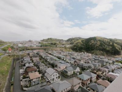 【展望】サンシティ神戸北町2番館
