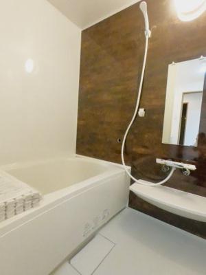 【浴室】サンシティ神戸北町2番館